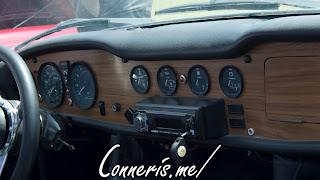 TVR M Series Interior
