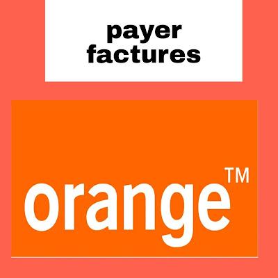 Payer facture Orange Maroc sur internet et consulter vos soldes Internet et Appels