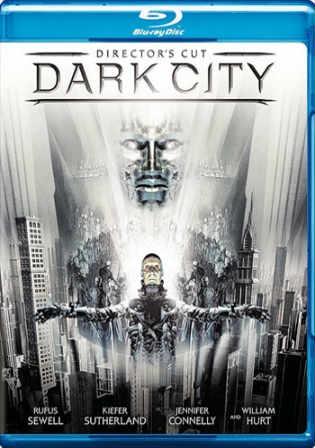 Dark City 1998 BRRip 300Mb Hindi Dubbed Dual Audio 480p Watch Online Full Movie Download bolly4u