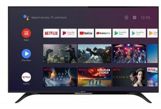spesifiasi TV Merk Sharp Aquos Android TV