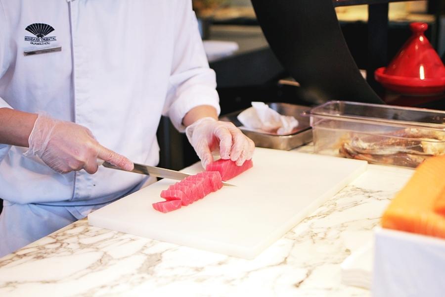 sushi fresh made