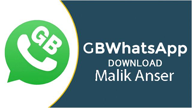 gbwhatsapp apk Download 2020 Whatsapp GB By Malikanser