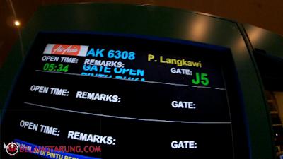 Gate J5 KLIA2