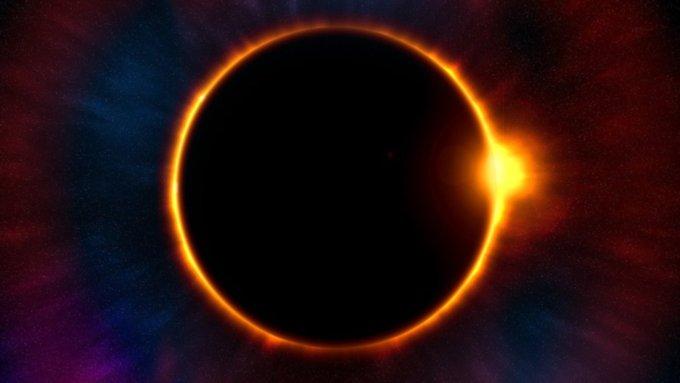 Когда солнечное затмение в июне 2020 года