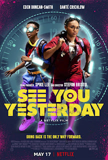 See You Yesterday 2019 Netflix 720p WEB-DL 700MB With Subtitle