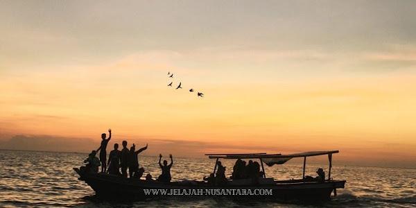 harga paket wisata open trip dan private trip pulau harapan