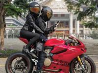 Astra Motor Kalbar Beri Safety Riding Bagi Karyawan Via Online