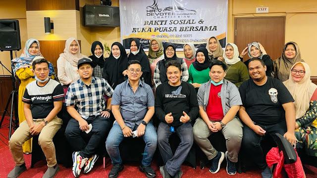 Setelah terpilih sebagai Ketua, Mirwansyah akan Nakhodai HDI Chapter Riau