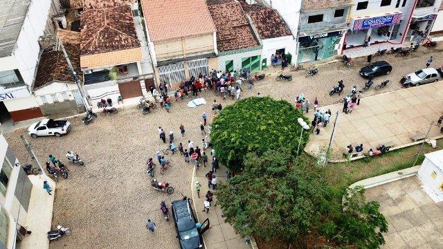 Chapada: Cigano é assassinado em praça pública de Utinga