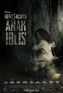 Film Kembalinya Anak Iblis 2019