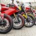 """Tukar Sport Rim Moto Memang Cantik, Tapi Kena Tahu Lebar Tayar Kalau Taknak """"Performance"""" Moto Terganggu"""