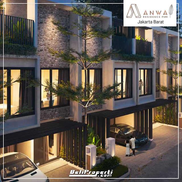 anwa residence jakarta barat