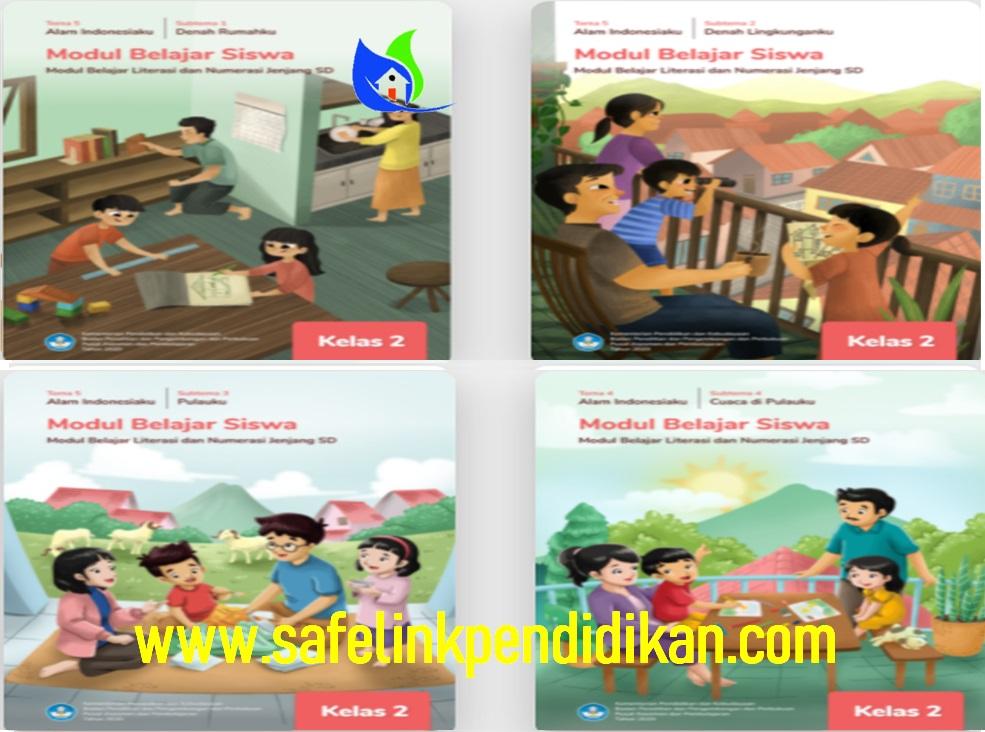Modul Belajar Literasi Dan Numerasi Tema 5
