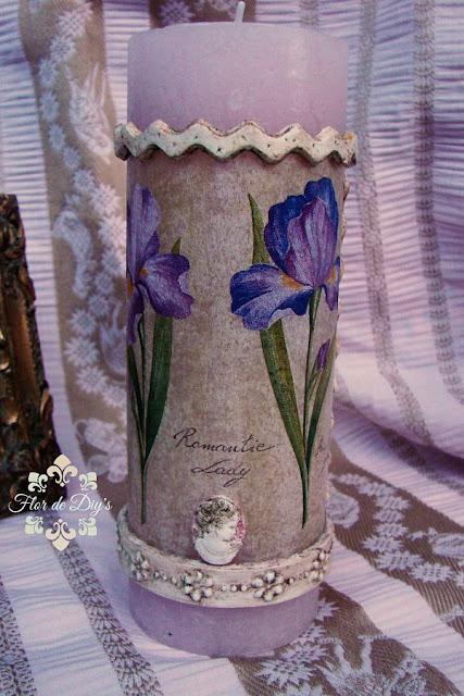vela-decorada-flor-de-diys
