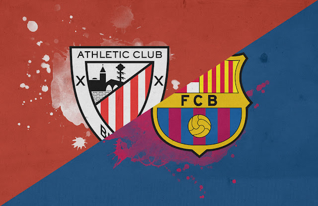 مشاهدة مباراة برشلونة وأتلتيك بلباو بث مباشر