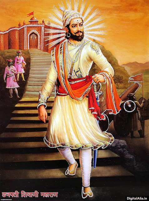 shivaji maharaj real photos