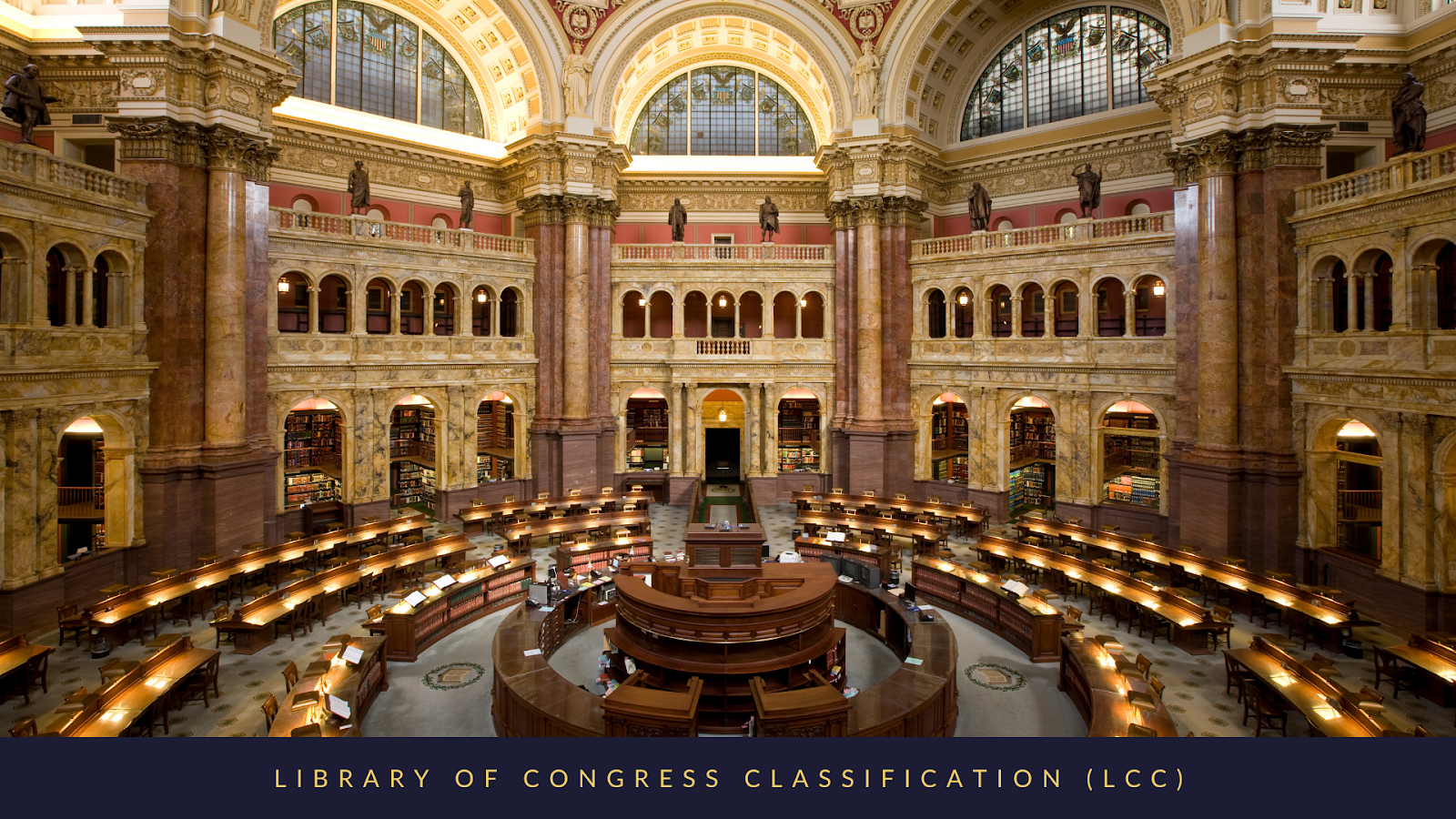 Library of Congress Classification LCC