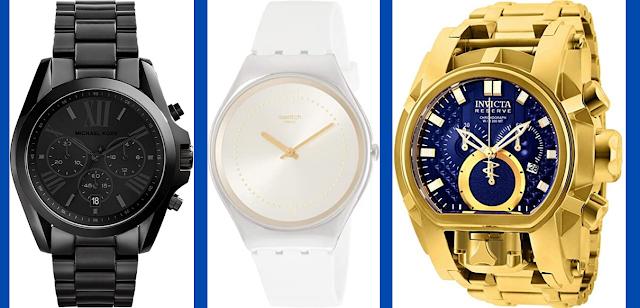As 40 melhores e mais desejadas marcas de relógio do mundo