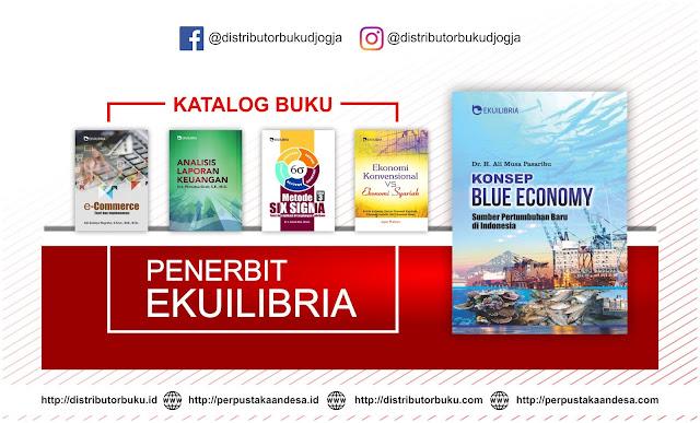 Buku Terbaru Terbitan Penerbit Ekuilibria