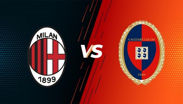 شاهد مباراة كالياري وميلان بث مباشر في الدوري الايطالي