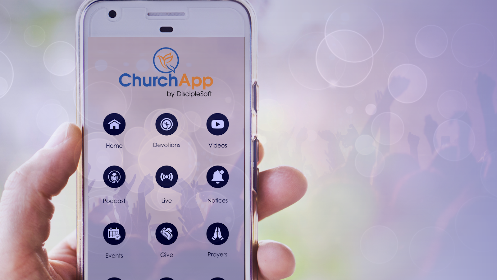 Get ChurchApp Worth $600 USD or R9,000 For Free!