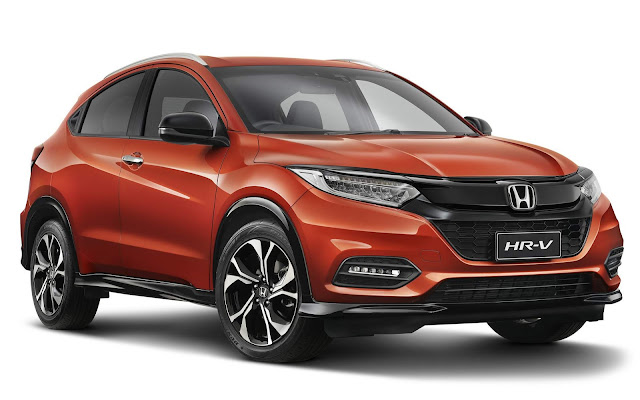 Novo Honda HR-V RS 2019