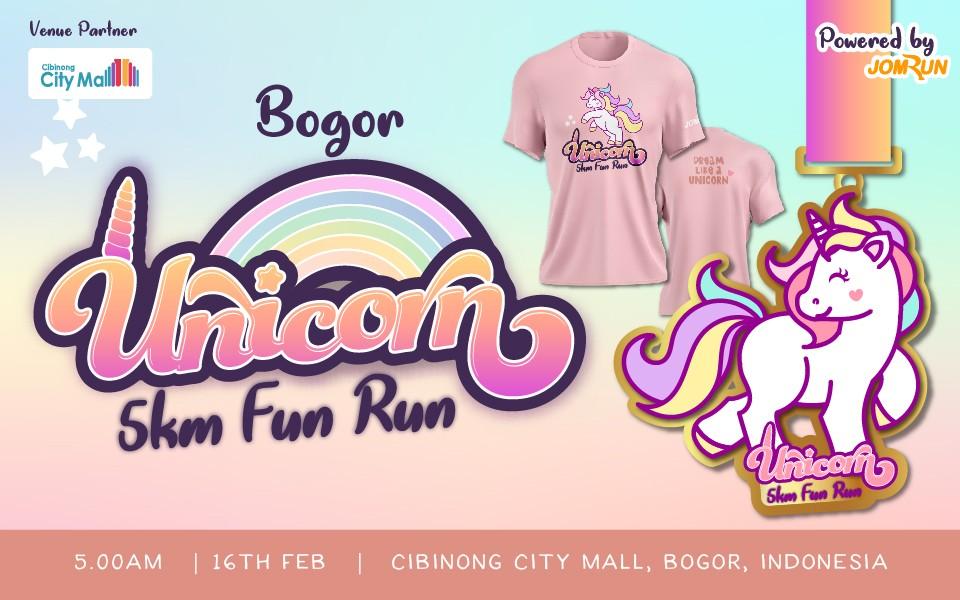 Bogor Unicorn Fun Run • 2020