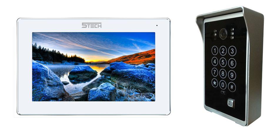 Wideodomofony 5tech - bezpieczeństwo najnowszej generacji.