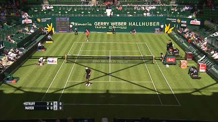 Kejuaraan tennis Gerry Weber Open Germany Live