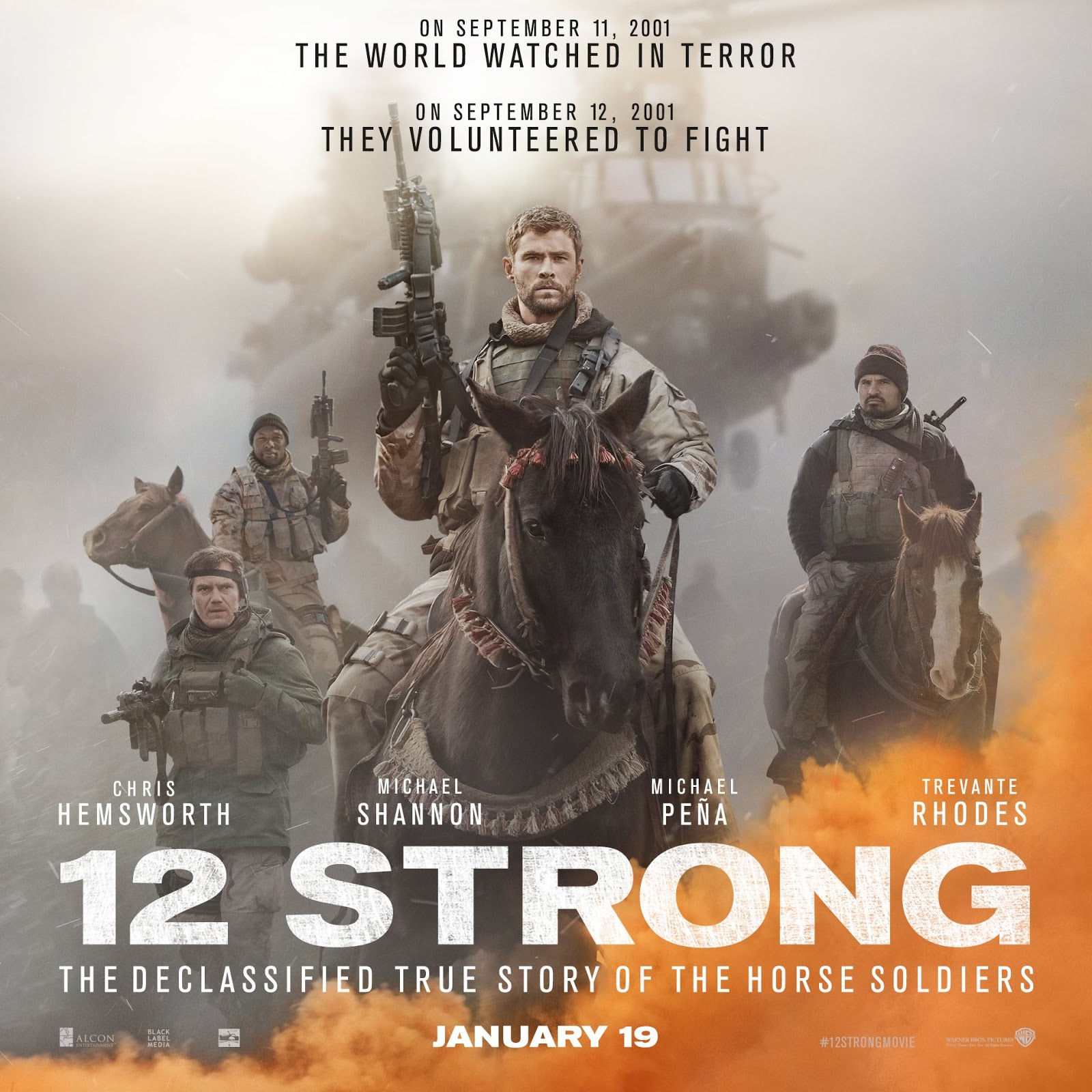 The Movie Symposium: 12 Strong