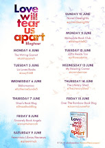 Love Will Tear Us Apart Blog Tour