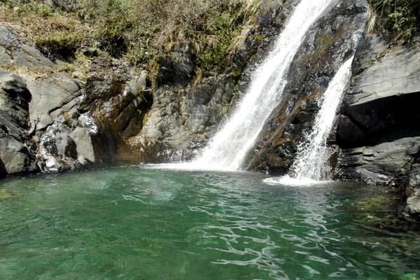 Dharamsala Attraction : Bhagsunag Fall