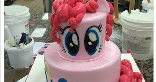 TLCs Cake Boss Shows Off Pinkie Pie To His 5 Million Followers