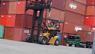 Forwarder Import LCL Consolidator Groupage China Di Indonesia