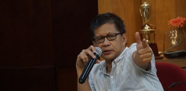 Rocky Gerung: Kekacauan Terjadi Karena Jokowi Bilang Enggak Perlu Oposisi