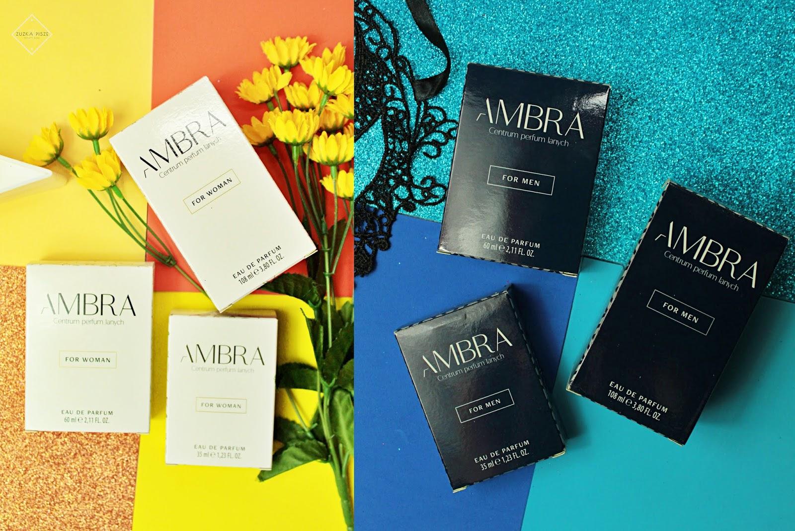 Lane Perfumy Francuskie AMBRA