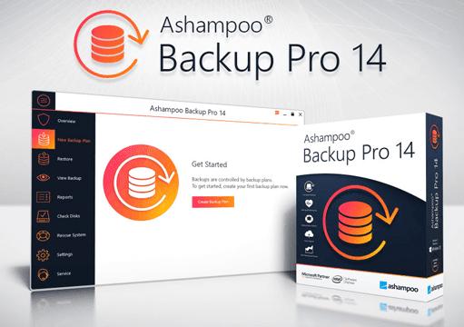 Ashampoo Backup 14 Pro Full
