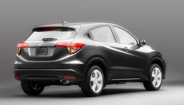 2018 Honda HRV Redesign, Rumors