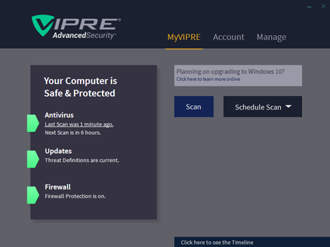 Vipre Advanced Security Full Dark