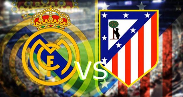 Prediksi Hasil Real Madrid vs Atletico Madrid 29 Mei 2016