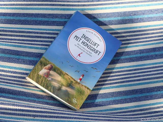 Buch Inselluft mit Honigduft