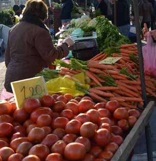 Αλλαγή ημερομηνίας της Λαϊκής Αγοράς του Σαββάτου