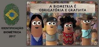 Biometria será obrigatória nas Eleições de 2018 na Paraíba