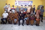 Sosialisasi Pelayanan Pendidikan dan Kebudayaan di kotabumi Tengah Kabupatan Lampung Utara