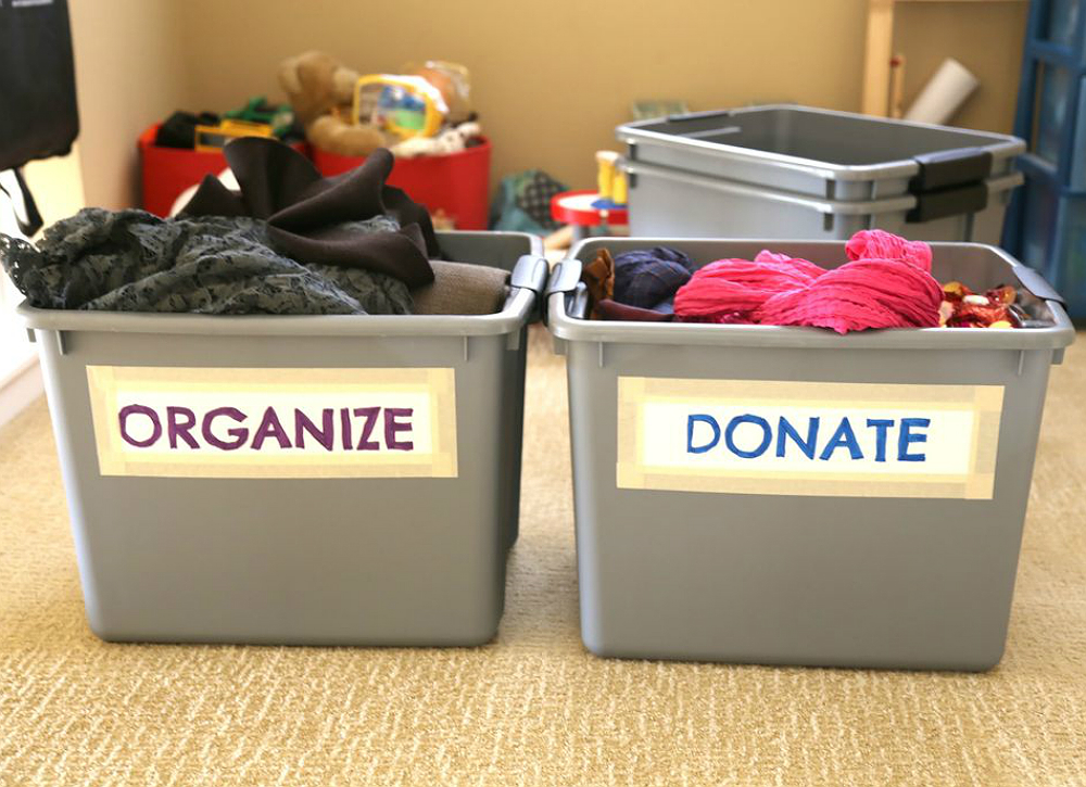 CHARITY DATA: Donate Old Belongings to Poor