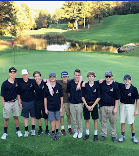 Tri-County Golf Team Wins 2018 Mayflower League Championship