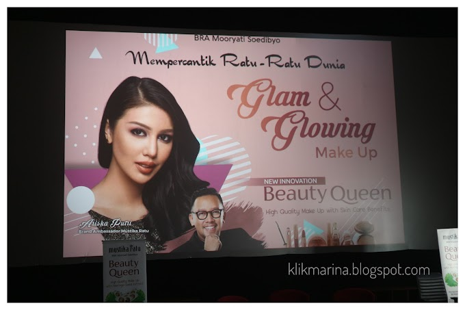Beauty Queen Series Mustika Ratu X Irwan Riady Workshop
