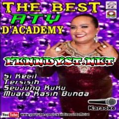Nur Aty - The Best Aty D'Academy (2015) Album cover