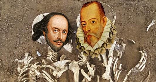 Murieron Shakespeare Y Cervantes El Mismo Día Ad Absurdum