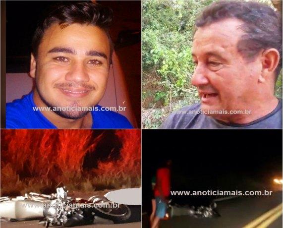 Tragédia: Acidente entre motos deixa dois mortos e um ferido na BR-364